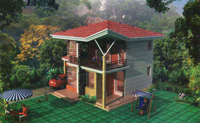 Cottage at Bhimtal (Nainital)